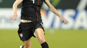 REUNITED: Sauerbrunn back under Gabarra's wings at Sky Blue FC