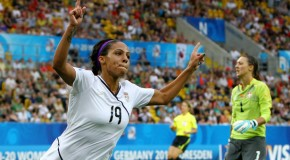 Solo, Leroux to play for Seattle Sounders Women in 2012