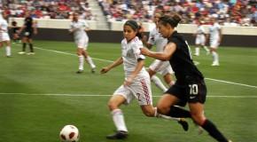 Algarve Cup Day One: U.S., Morgan cruise 5-0 over Denmark