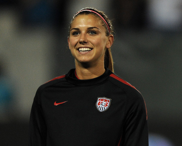 Alex Morgan, USWNT
