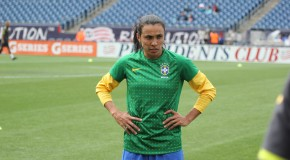 Angerer, Marta, Wambach shortlisted for POY