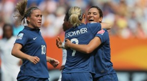Report: France to play USWNT twice in June
