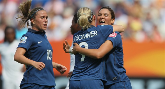 France will reportedly play at the U.S. twice in June.