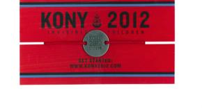 Ashleigh Gunning Blog: Make a difference, make Joseph Kony famous