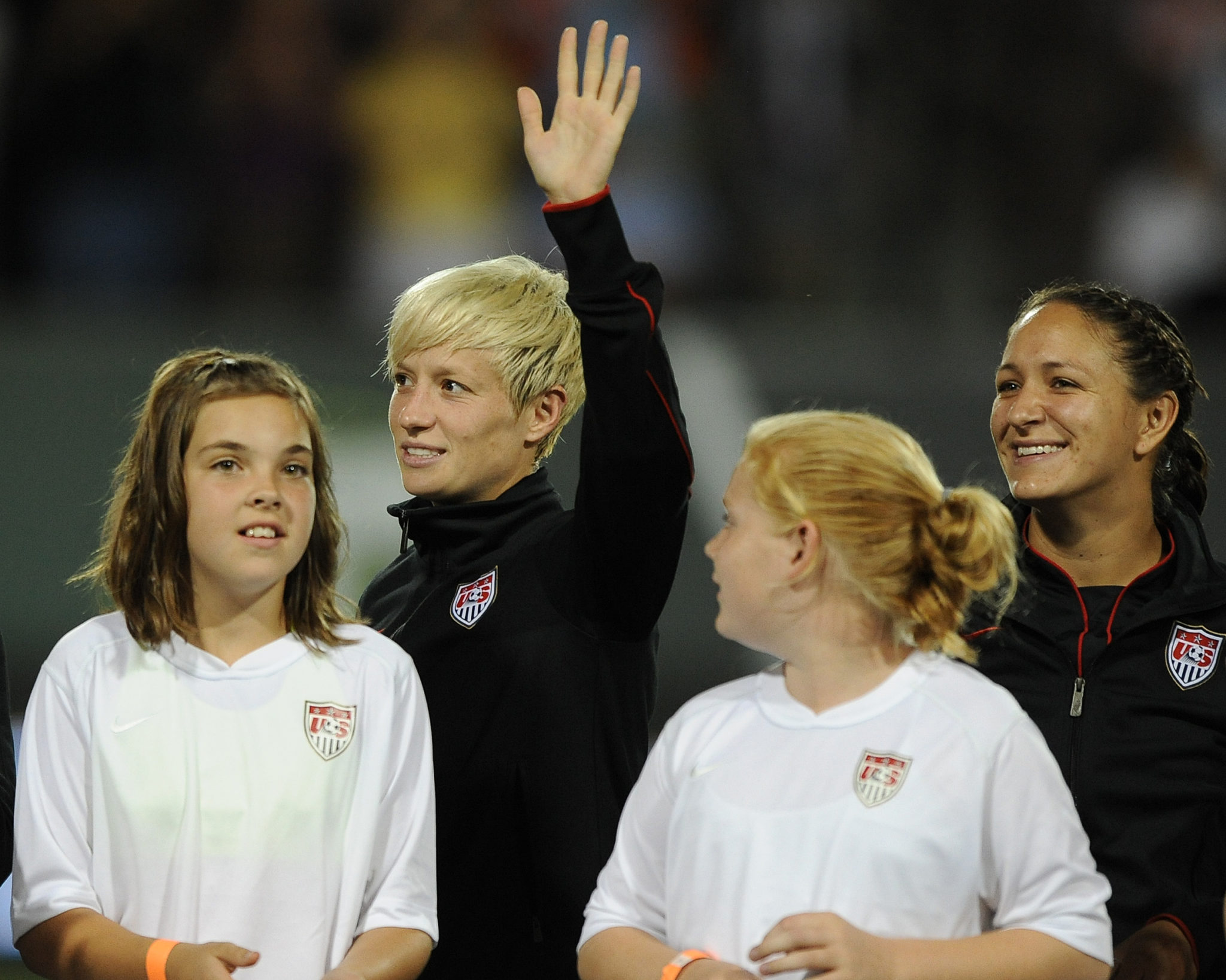 Lyon, including Megan Rapinoe, have offered to replay a French cup semifinal. (Copyright Patricia Giobetti | http://www.printroom.com/pro/psgiobetti)