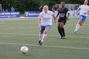 Tameka Butt, Boston Breakers