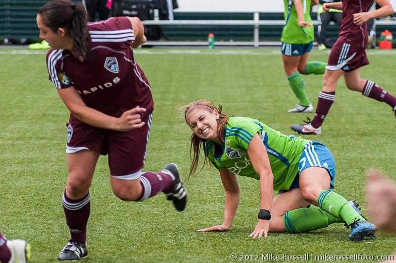 Alex Morgan, Seattle Sounders Women