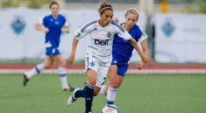 Whitecaps win second-straight, defeat Blue Heat 2-0