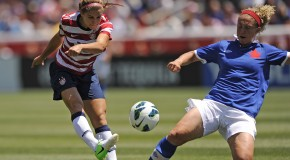 The under-appreciated rise of Alex Morgan