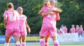 Breakers dominate, beat Philadelphia 2-0