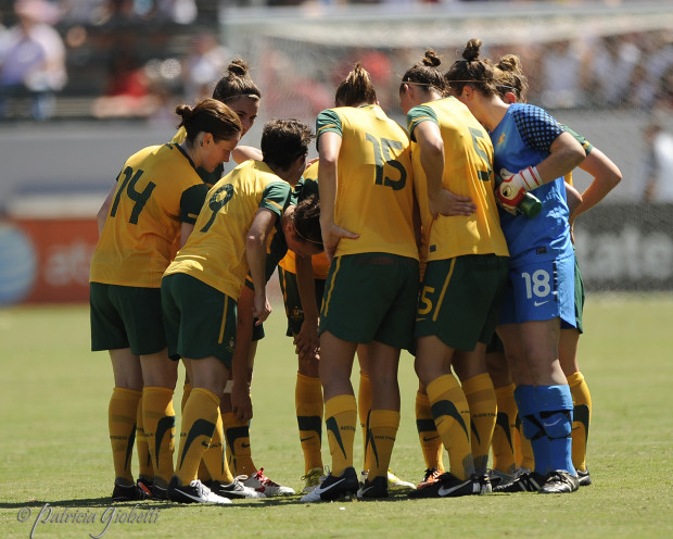 Australia are heading to the Olympics for the first time since 2004. (Copyright Patricia Giobetti for The Equalizer)