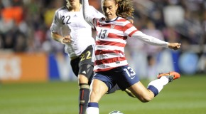 Morgan strikes twice as United States beats Germany, wins Algarve Cup