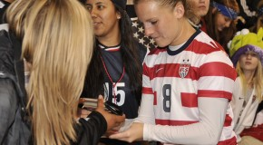 Amy Rodriguez expected in Seattle for 2014 preseason