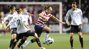 Late surge sees Germany end level with USWNT