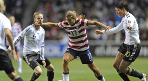 Tobin Heath signs six-month deal with PSG