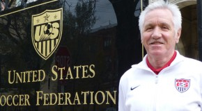 Tom Sermanni talks USWNT, NWSL