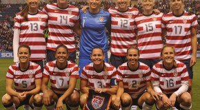 USWNT to face South Korea at Gillette, Red Bull Arena