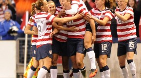 USWNT: Coming to a city near you in June?