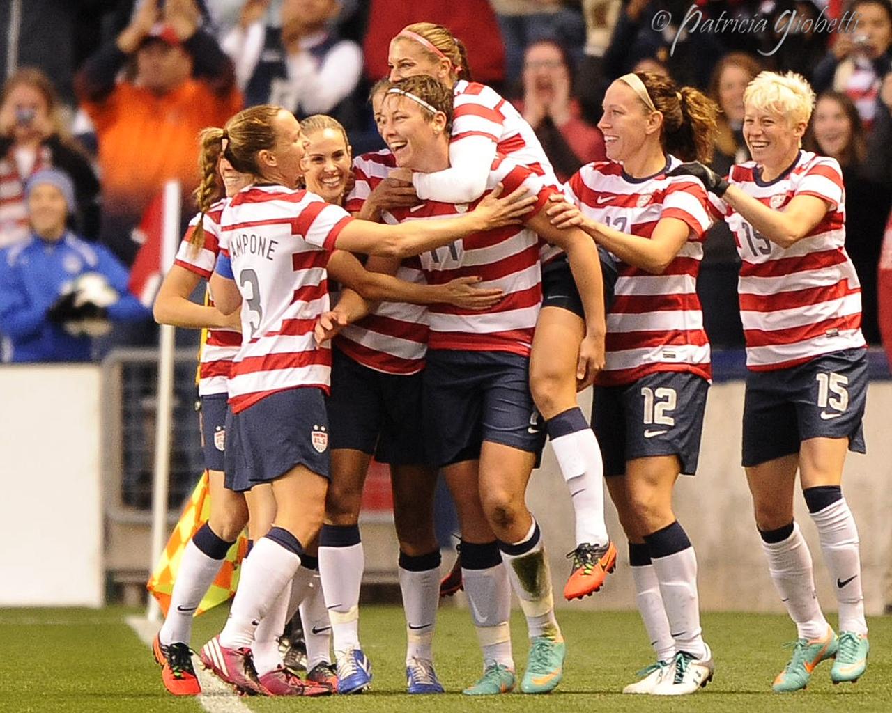 The U.S. women will play South Korea on June 15 and June 20. (Copyright Patricia Giobetti | http://www.printroom.com/pro/psgiobetti)