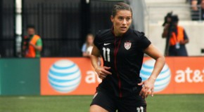 Krieger comes home as Washington Spirit take shape