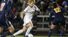 FC Kansas City gets top choice in Mewis
