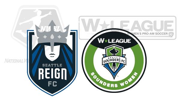 Reign FC vs. Sounders Women