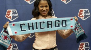 Bywaters selected first overall by Chicago Red Stars