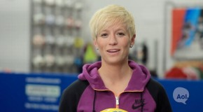 Rapinoe takes next step in changing the game