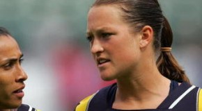 Bock relishes chance to play for Gabarra, Sky Blue FC