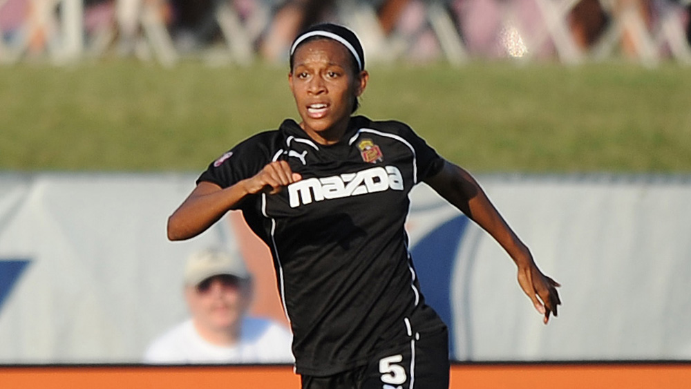 The Spirit expect Candace Chapman to be available for the first time this season when they host Sky Blue FC this weekend
