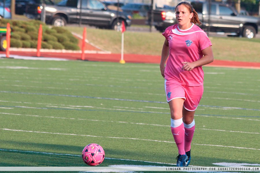 Cat Whitehill will return to the Boston Breakers in 2013. (Photo Copyright: Linehan Photography)
