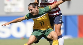 Australia beat Japan to open Asian qualifying