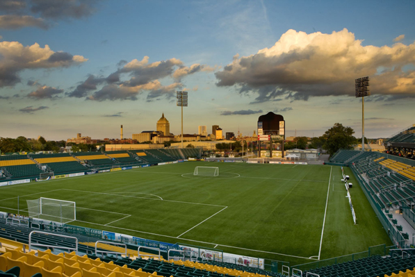 Rochester Rhinos Stadium won't have NWSL soccer this season. The Flash are heading to North Carolina.