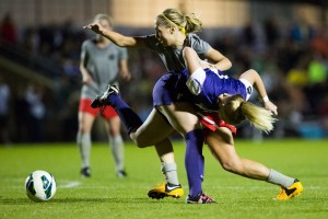 Allie Long, Portland Thorns