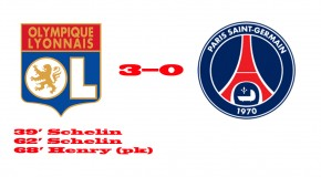 Lotta Schelin brace leads Lyon over PSG, 3-0