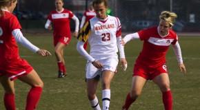 Maryland Terps up-end Spirit in preseason