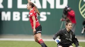 Dougherty, Morgan goals give Thorns Cascadia triumph