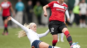 Two late goals push Thorns FC over Red Stars