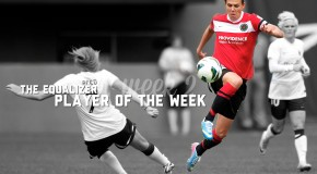 The Equalizer's NWSL Week 2 POW: Christine Sinclair