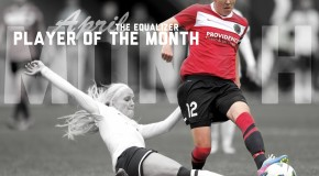 The Equalizer's NWSL April Player of the Month: Christine Sinclair
