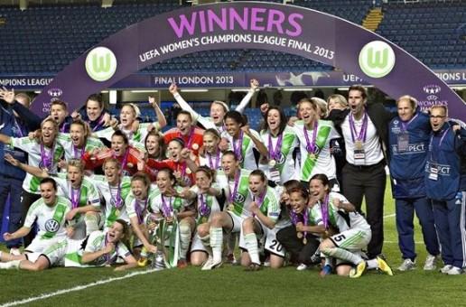 Wolfsburg, PSG, Brøndby through to UWCL semifinals