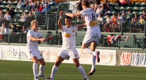 WNY Flash find first win, defeat Sky Blue FC