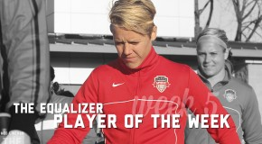 The Equalizer's NWSL POW for Week 5: Lori Lindsey