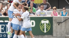 Road trips not so daunting in start-up NWSL