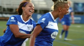 Leroux scores again as Breakers draw Reign 1-1