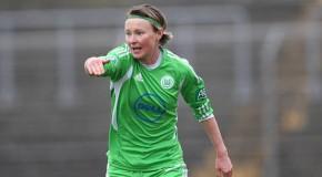German forward Pohlers joins Spirit on loan