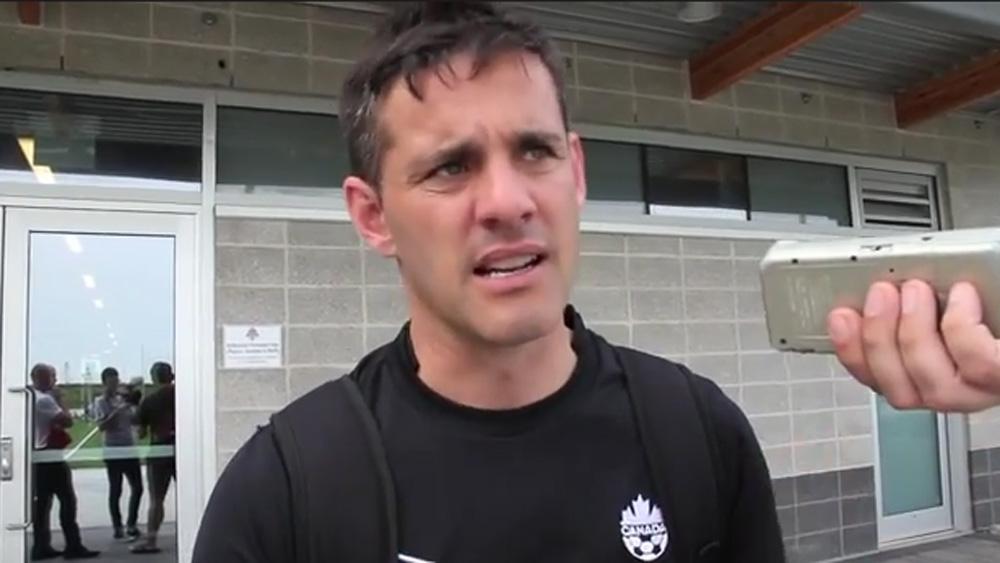 John Herdman named his roster for Canada's JHune 18 match against Germany. (Photo Copyright Meg Linehan for The Equalizer)