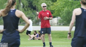 VIDEO: Sermanni on incorporating new players