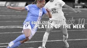The Equalizer's Week 10 POW: Lori Chalupny