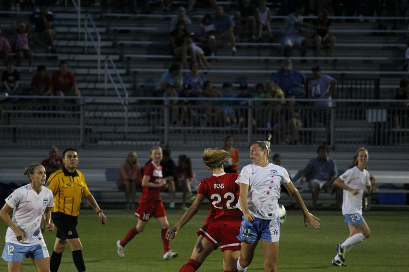 It was a strong week for NWSL attendance. (Photo Copyright Amanda McCormick | www.amandamccormick8.com)